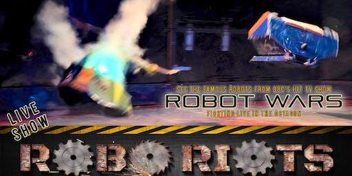 Robo Riots 2019 Sunday 12:00