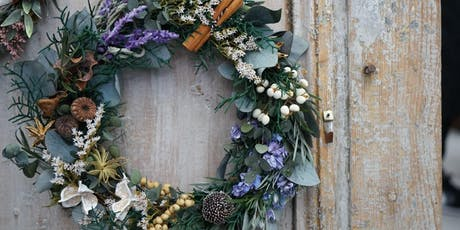 Wreath Making with Molton Brown Liverpool ONE tickets
