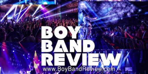 Boy Band Review at Riverside Casino (Riverside, IA)