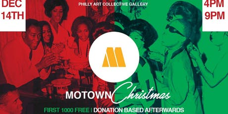 FREE EVENT : Motown Christmas tickets