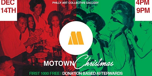 FREE EVENT : Motown Christmas