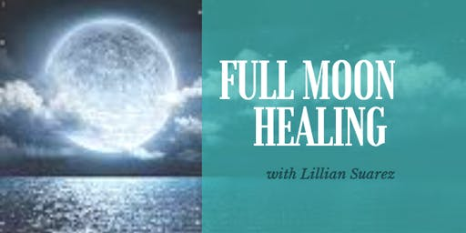 Free Distance Full Moon Healing