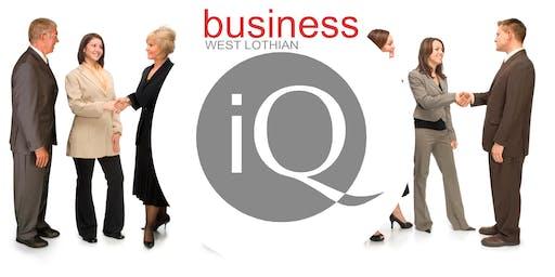 Business iQ West Lothian January 10th 2020