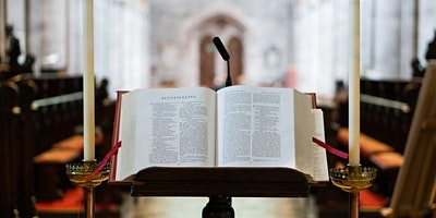 Churchwarden Training: Leading An Act of Worship at Short Notice