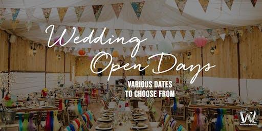 The Wellbeing Farm Wedding Open Days