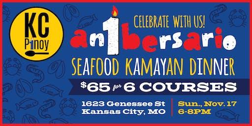 Anibersaryo Seafood Kamayan
