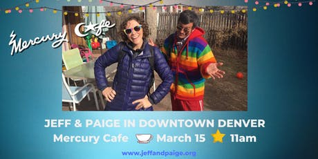 Mercury Cafe Kids' Concert - Downtown Denver tickets