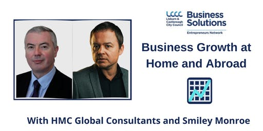 LCCC Entrepreneurs Network -  Business Growth: At Home & Abroad