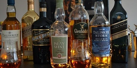 Ideal Christmas Gift Whisky Tasting tickets