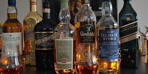 Ideal Christmas Gift Whisky Tasting
