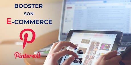Booster votre E-commerce avec Pinterest billets