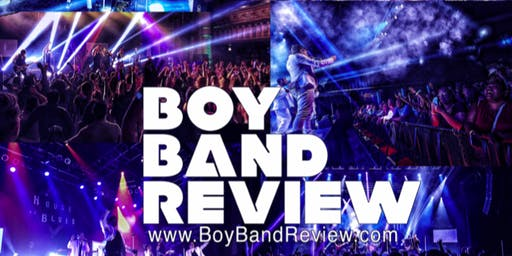 Boy Band Review at Bannerman's (Bartlett)