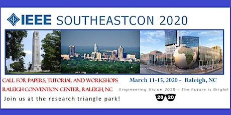 IEEE SoutheastCon 2020 tickets