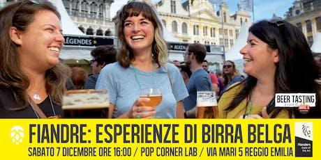 FIANDRE: Esperienze di Birra Belga biglietti