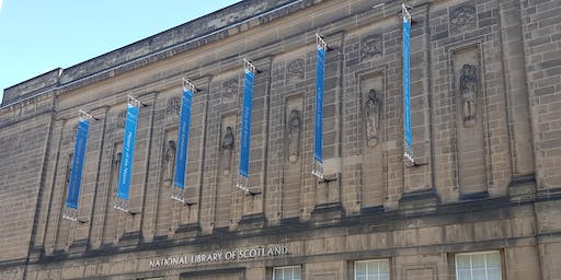 24 Doors of Advent: Tours at the National Library of Scotland