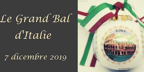 Le Grand Bal d'Italie 2019 tickets