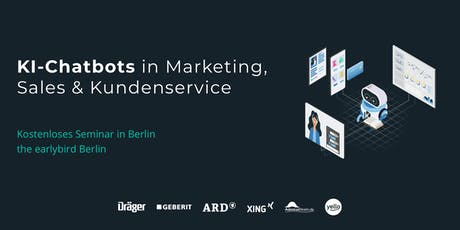 KI-Chatbots in Marketing, Sales & Kundenservice|SEMINAR |Berlin Tickets