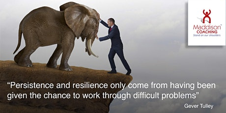 Building Resilience in the Workplace tickets