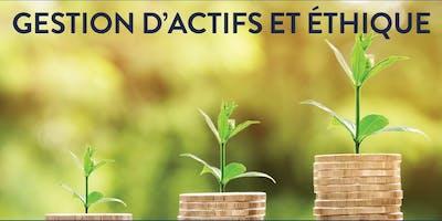 Conférence Finance - Contrôle Audit : Gestion d'actifs et éthique