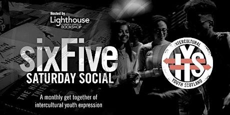 IYS sixFive Saturday Social  tickets