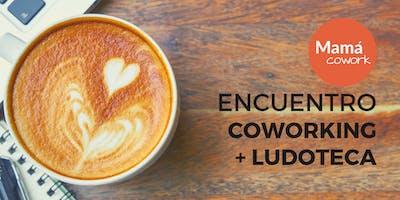 Coworking Móvil con Ludoteca