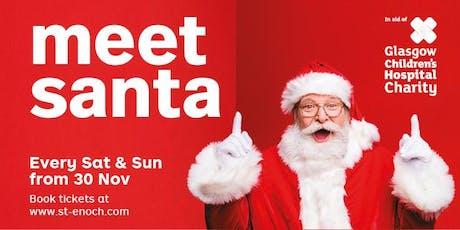 Meet Santa tickets
