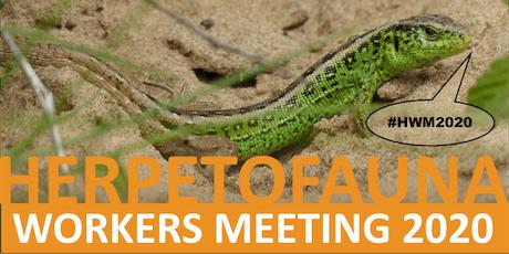 Herpetofauna Workers Meeting 2020 tickets