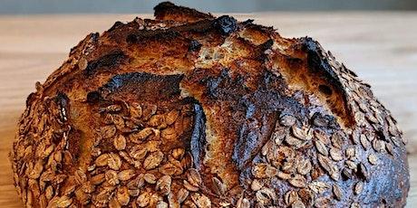 Advanced Sourdough Bread Workshop tickets