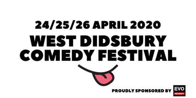 West Didsbury Comedy Festival 2020: VIP FESTIVAL PASS