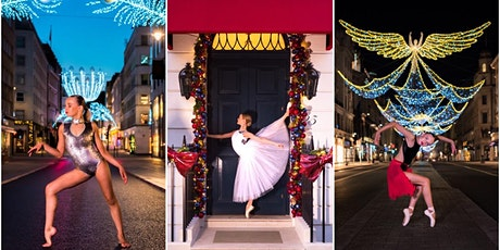 Saturday 14th December. Christmas Lights Shoot. Central London.1 Hour Shoot tickets