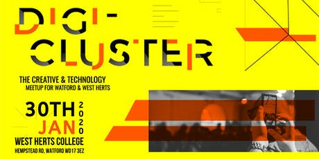 Digi-Cluster | Hertfordshire | A meetup for digital agency owners in Herts - January 2020 tickets