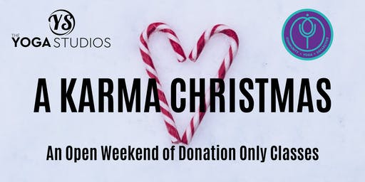 A Karma Christmas at The Yoga Studios Poole