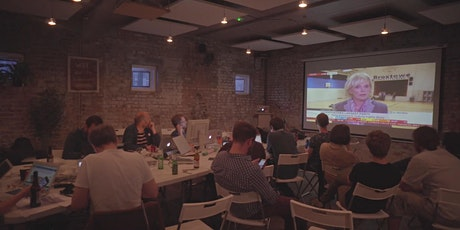 UK Election Night Wikipedia Editathon! tickets