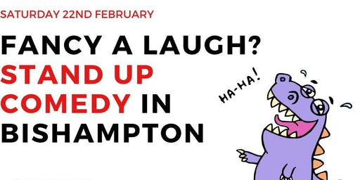 Stand Up Comedy - Bishampton