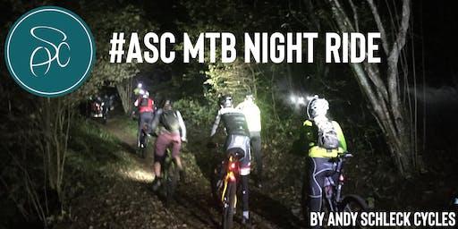 ASC MTB night ride