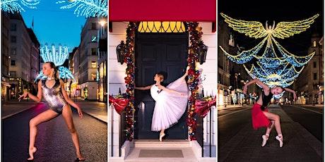 Thursday 19th December, Christmas Lights Shoot. Central London. 1 Hour  tickets