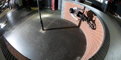Backyard Jam BMX Amateur final - Adrenaline Alley, Corby