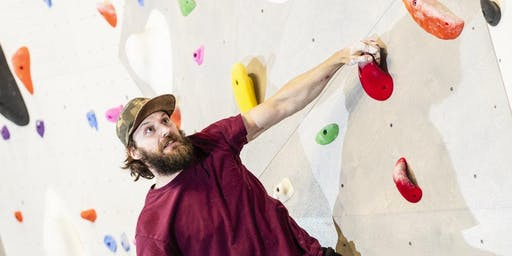 OAFF Community Adventure:   Intro to Bouldering at Klimat