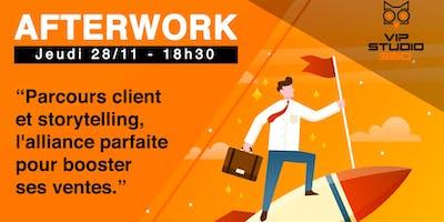 Afterwork : Parcours client et Storytelling pour booster vos ventes