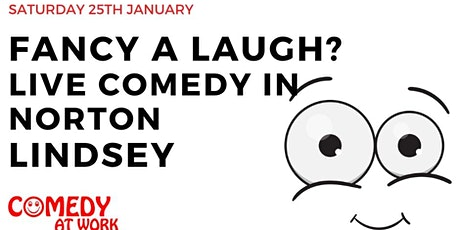 Stand Up Comedy - Norton Lindsey tickets