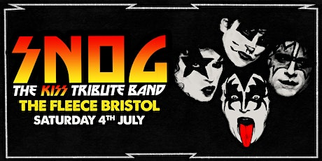 SNOG - The KISS Tribute band tickets