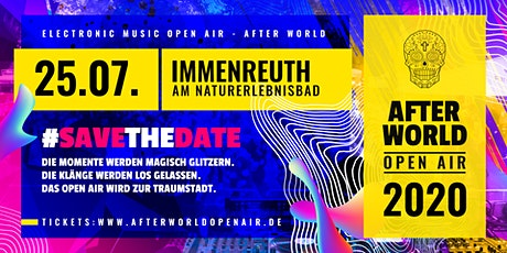 AfterWorld Open Air 2020 Tickets