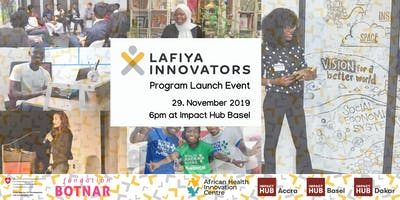 This is Lafiya Innovators - our new incubation program in Westafrica