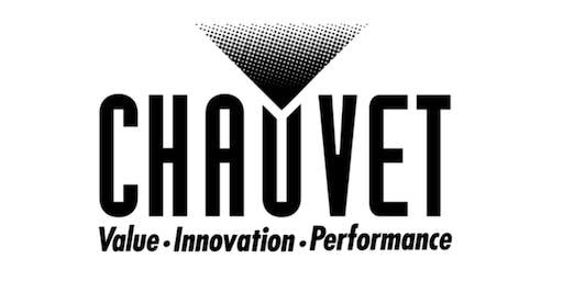 Chauvet Moving Lights Service Training