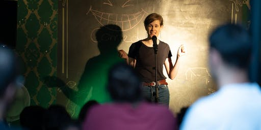 Comedy Kiss' Open Mic at the Impact Hub, 4 December