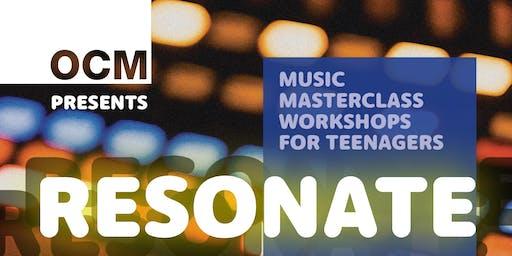 Lyrics and Vocal Recording Workshop 2