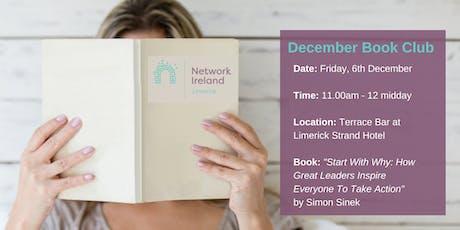 Network Ireland Limerick - December Book Club tickets