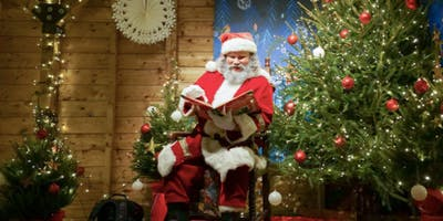 Santa's Grotto and soft play!
