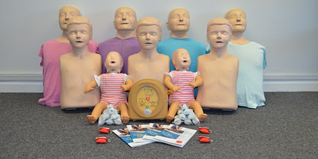 Emergency Paediatric First Aid tickets