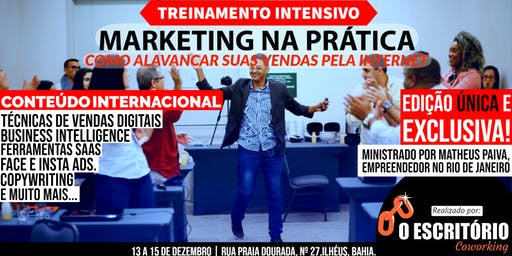 Marketing na Prática - Como Alavancar suas Vendas Com a Internet